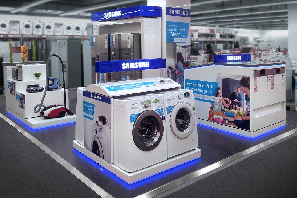 For white goods (SAMSUNG)